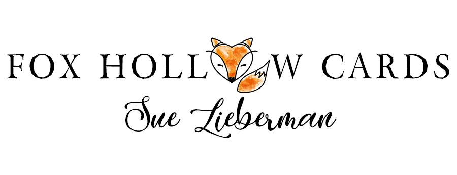 Sue Lieberman, Stampin' Up! Demonstrator logo