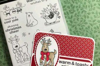 Warm & Toasty Gift Card Holder